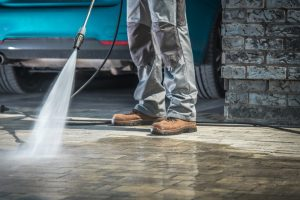 Driveway Cleaning in Lincoln